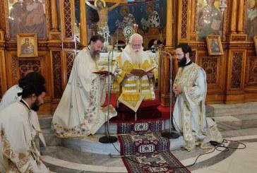 Δημητριάδος Ιγνάτιος: «Ο άνθρωπος δίχως Θεό, γίνεται θηρίο» – Λαμπρός ο εορτασμός της Πεντηκοστής στον Βόλο