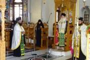 Η μνήμη του Οσίου Νικοδήμου του Αγιορείτου στην Ιερά Μονή Παμμεγίστων Ταξιαρχών Πηλίου