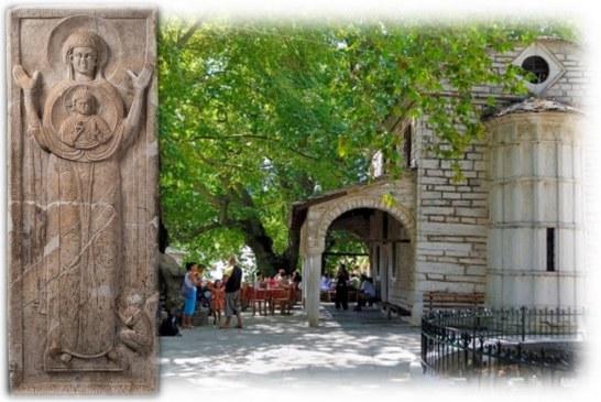 Ιερές Παρακλήσεις Δεκαπενταυγούστου στη Μακρινίτσα