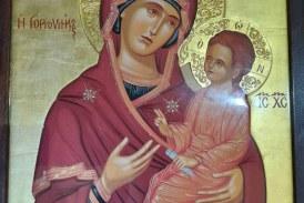 Η Παναγία Γοργοεπήκοος στην Αγία Παρασκευή