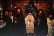 Νέος Μοναχός στην Ιερά Μονή Αγίου Παντελεήμονος Αγιάς