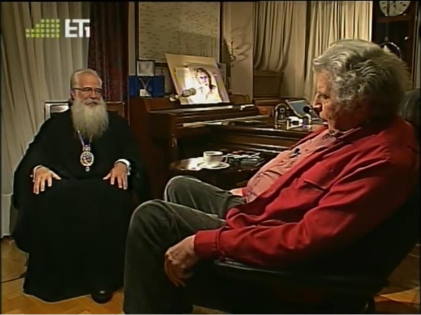 """Εις μνήμην του Μεγάλου Έλληνα και παγκοσμίου φήμης μουσικοσυνθέτη – """"Ο Μίκης Θεοδωράκης στο Αρχονταρίκι"""" (video)"""