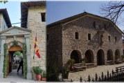 Ο Μητροπολίτης Δημητριάδος Ιγνάτιος στον Αγιασμό της Σχολής Βυζαντινής Μουσικής στην Αγιά – Ρασοφορία νέου Μοναχού στην Αγιά
